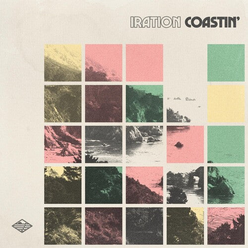 Iration - Coastin'  (New Vinyl LP)