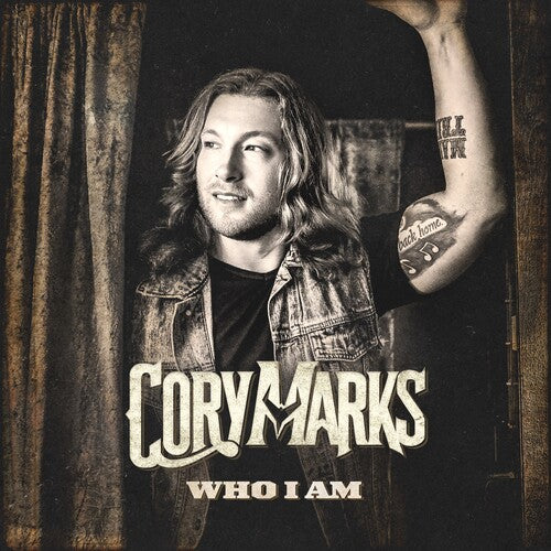 Cory Marks - Who I Am  (New Vinyl LP)