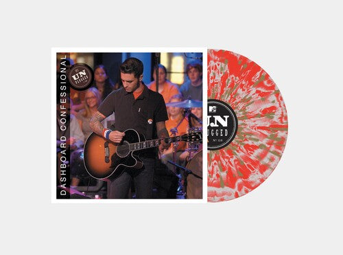 Dashboard Confessional ‎– MTV Unplugged v2.0 [Matchstick Red Burst]  (New Vinyl LP)