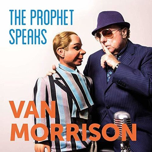 Van Morrison - The Prophet Speaks  (New CD)