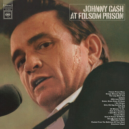 Johnny Cash - At Folsom Prison  (New Vinyl LP)