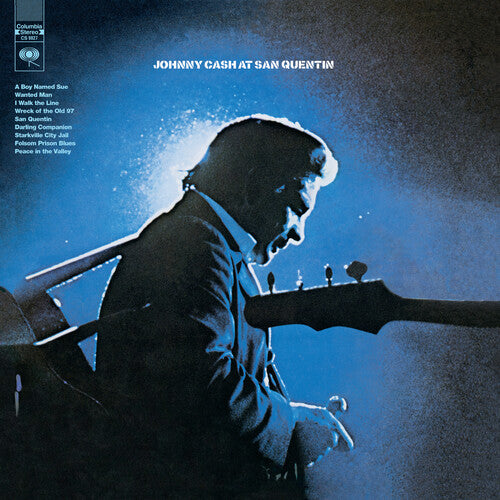 Johnny Cash - At San Quentin  (New Vinyl LP)