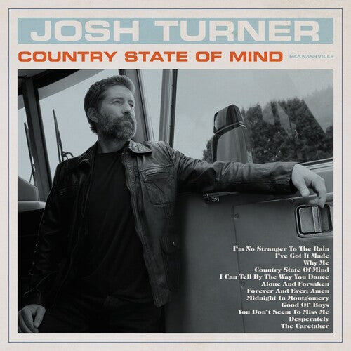 Josh Turner ‎- Country State Of Mind  (New CD)