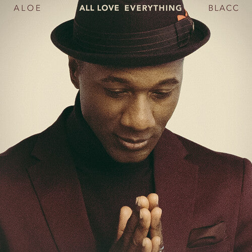 Aloe Blacc - All Love Everything  (New CD)