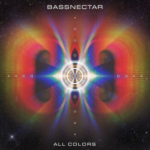 Bassnectar ‎- All Colors  (New CD)