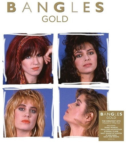 Bangles - Gold [Import]  (New Vinyl LP)