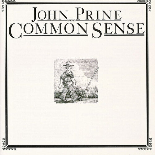John Prine - Common Sense  (New Vinyl LP)