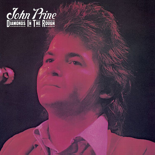John Prine - Diamonds In The Rough  (New Vinyl LP)