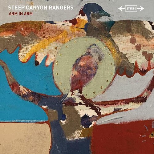 Steep Canyon Rangers - Arm In Arm [Paint Splatter Vinyl]  (New Vinyl LP)