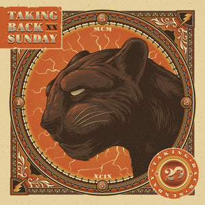 Taking Back Sunday - Twenty - XX  (New Vinyl LP)