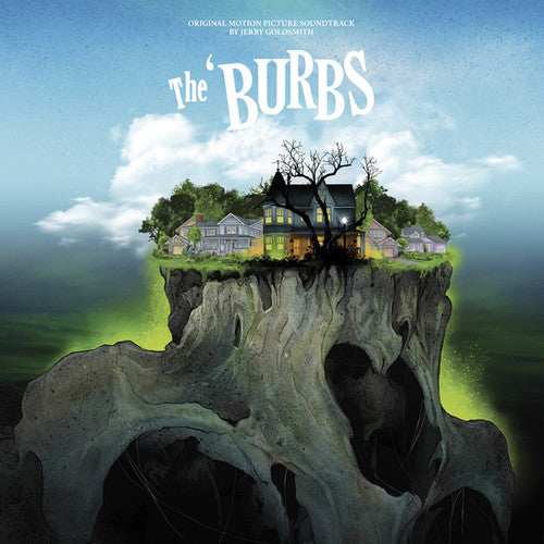 The 'Burbs - Original Motion Picture Soundtrack  (New Vinyl LP)