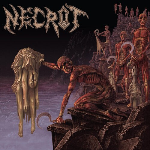 Necrot - Mortal [Colored Vinyl]  (New Vinyl LP)