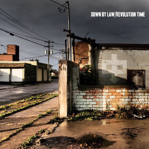 Down By Law - Revolution Time  (New CD)
