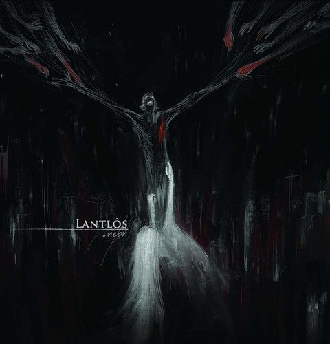 Lantlos - .neon [Red Vinyl]  (New Vinyl LP)