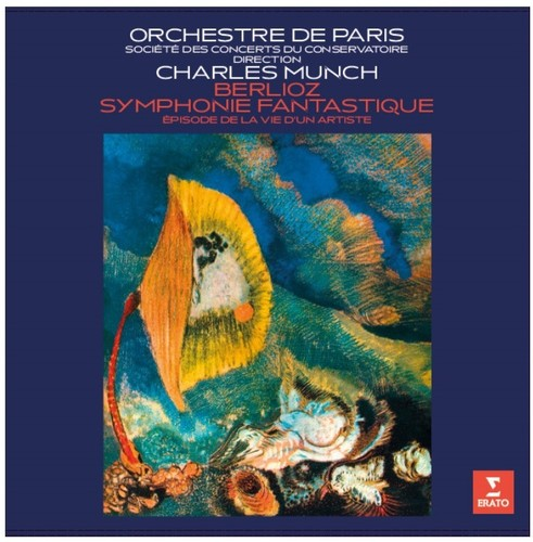 Charles Munch - Berlioz: Symphonie Fantastique  (New Vinyl LP)