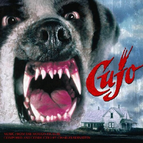 Cujo - Music From the Motion Picture [Yellow with Blood Splatter Vinyl]  (New Vinyl LP)