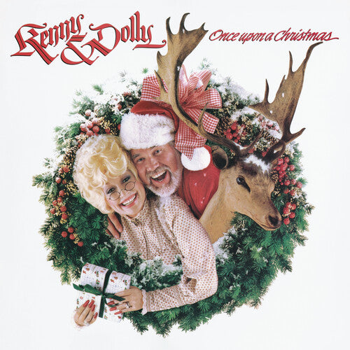 Kenny Rogers & Dolly Parton - Once Upon A Christmas  (New Vinyl LP)