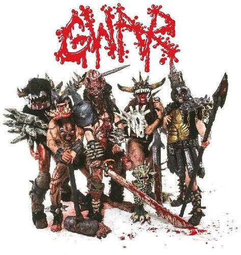 Gwar - Scumdogs of the Universe [30th Anniversary]  (New CD)
