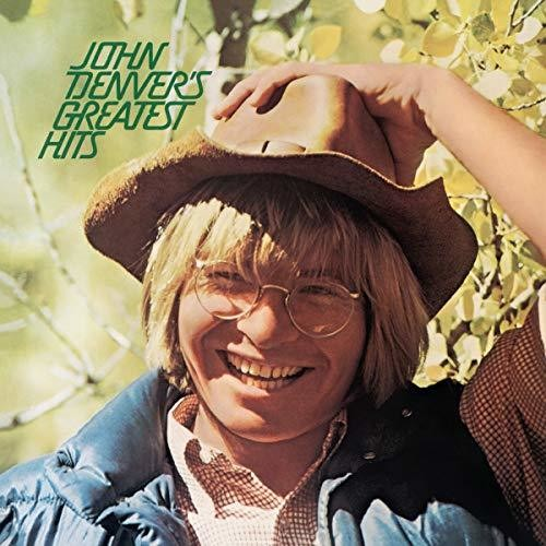 John Denver - John Denver's Greatest Hits  (New Vinyl LP)