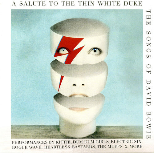 Various Artists - A Salute to the Thin White Duke: The Songs of David Bowie  (New Vinyl LP)