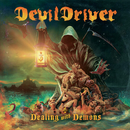 DevilDriver - Dealing With Demons I [Picture Disc]  (New Vinyl LP)
