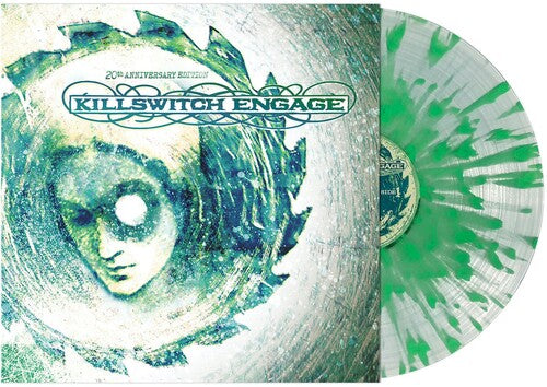 Killswitch Engage - Killswitch Engage [Clear w/ Double Mint Splatter Vinyl]  (New Vinyl LP)