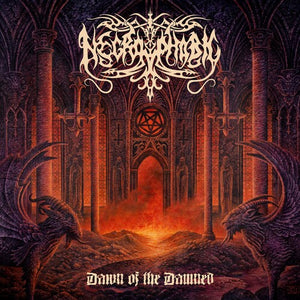 Necrophobic - DAWN OF THE DAMNED  (New CD)
