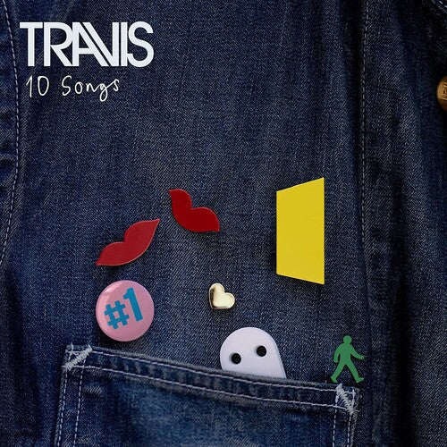 Travis - 10 Songs  (New Vinyl LP)