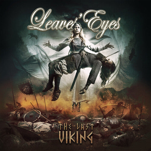 Leaves Eyes ‎- The Last Viking  (New CD)