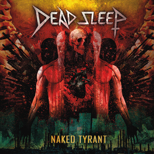 Dead Sleep - Naked Tyrant [Clear Vinyl]  (New Vinyl LP)