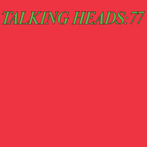 Talking Heads - 77 [Green Vinyl]  (New Vinyl LP)
