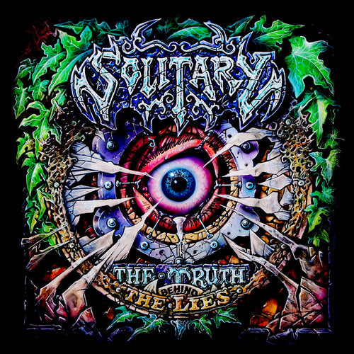 Solitary - The Truth Behind The Lies [Mint Vinyl]  (New Vinyl LP)