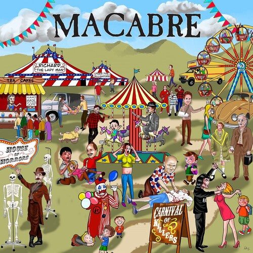 Macabre - Carnival of Killers  (New CD)