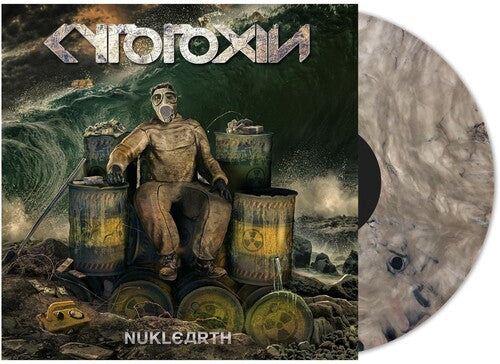 Cytotoxin - Nuklearth  (New Vinyl LP)