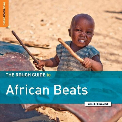 Various Artists - A Rough Guide to African Beats  (New Vinyl LP)