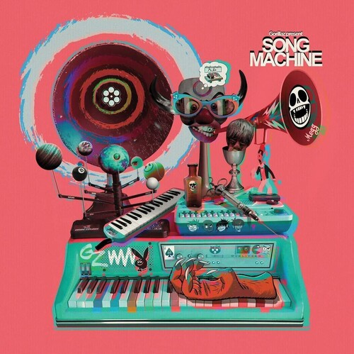 Gorillaz ‎- Song Machine, Season One [Deluxe Edition]  (New CD)