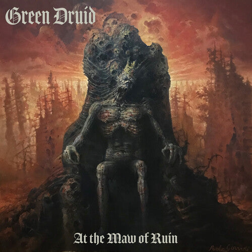 Green Druid - At The Maw Of Ruin  (New CD)