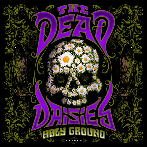 The Dead Daisies ‎- Holy Ground  (New Vinyl LP)