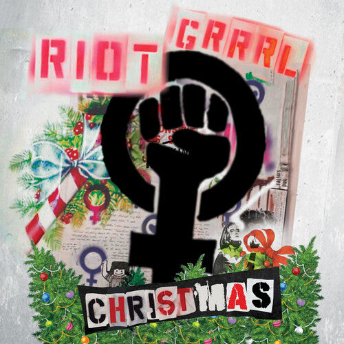 Various Artists - Riot Grrrl Christmas [Green Vinyl]  (New Vinyl LP)