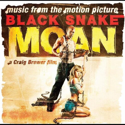 Black Snake Moan - Music From the Motion Picture  (New Vinyl LP)