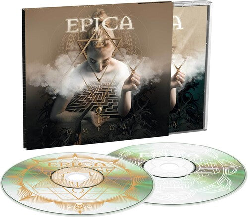 Epica - Omega [Limited Edition 2CD]  (New CD)