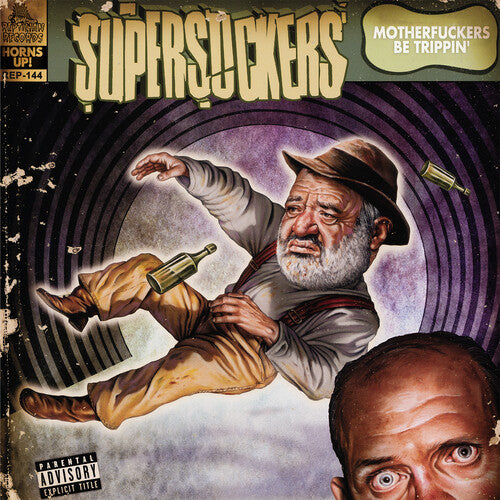 Supersuckers - Motherfuckers Be Trippin'  (New Vinyl LP)
