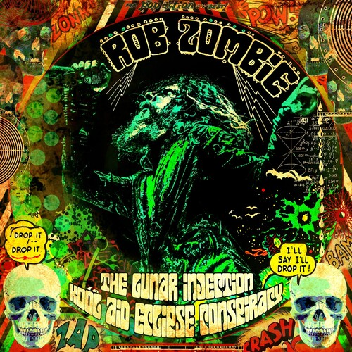 Rob Zombie - The Lunar Injection Kool Aid Eclipse Conspiracy  (New CD)