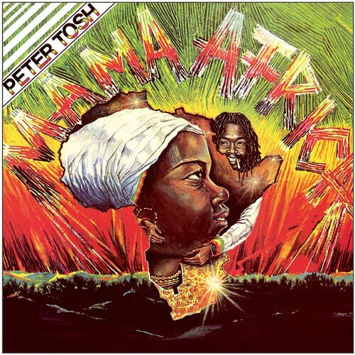 Peter Tosh - Mama Africa [Transparent Green Vinyl]  (New Vinyl LP)