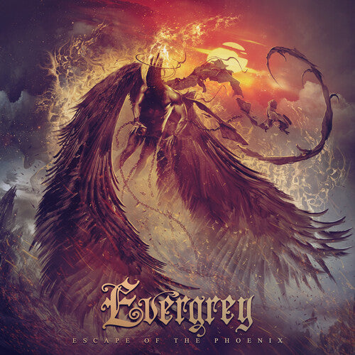 Evergrey - Escape Of The Phoenix  (New CD)