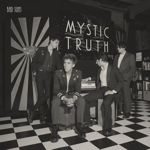 Bad Suns - Mystic Truth [Clear Vinyl]  (New Vinyl LP)