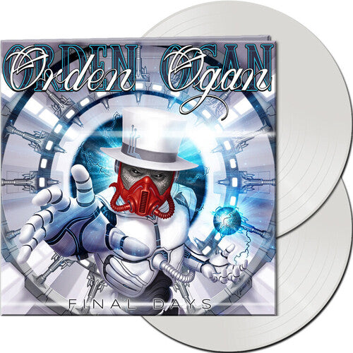 Orden Ogan - Final Days [White Vinyl]  (New Vinyl LP)