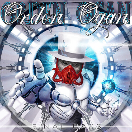 Orden Ogan - Final Days (CD+DVD Digipak)  (New CD)
