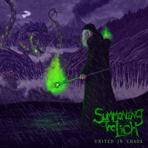 Summoning the Lich - United In Chaos  (New CD)