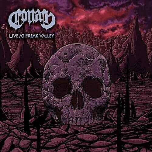 Conan - Live At Freak Valley (Live)  (New CD)